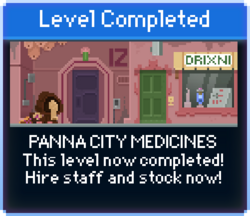 Message Panna City Medicines Complete