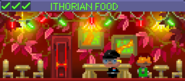 Decorated Ithorian Food