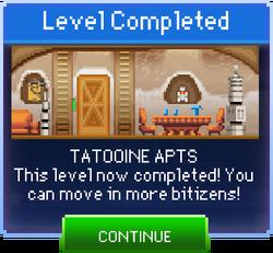 Tatooine Apts Complete