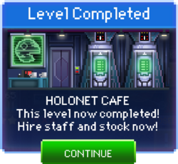 Message Holonet Cafe Complete