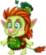 Leprechaun-Baby