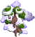 Foggy Evergreen