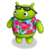 Hawaiian Android Statue
