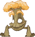 Monster eeriewoodmonster mythic teen