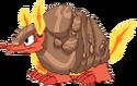 Monster magmamonster adult