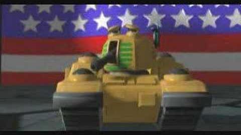 Tiny Tank A Cute Killing Machine-0