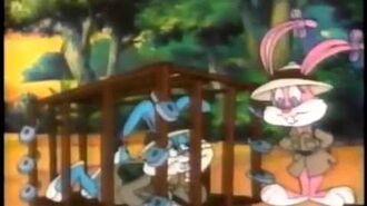 Tiny Toon Adventures Promo- Elmyra's Traps (1993)