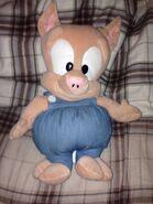 Hamton plush puppet