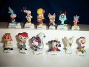 Tiny Toons figure collections