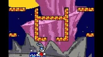 Tiny Toon Adventures - Buster Saves The Day (Game Boy Color) (By Sting)