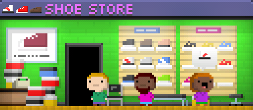 File:Tiny Tower Shoe Store.png