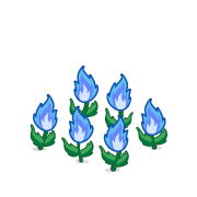 Decoration fireflower blue thumbnail@2x