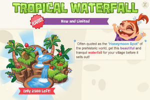 Modals tropicalWaterfall 2500@2x