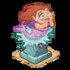 Decoration mermaidstatue@2x