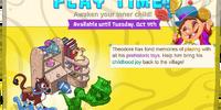 Toys & Games Week Theme