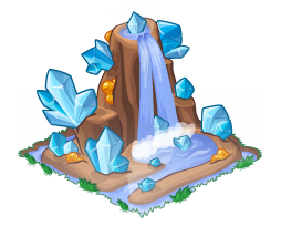 Decoration crystalwaterfall@2x