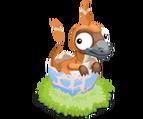 Bambiraptor baby@2x