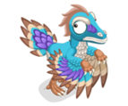 Archaeopteryx adult@2x