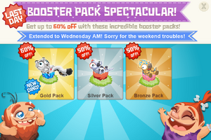 Modals BoosterPack boosterPackSpectacular extension@2x