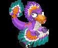 Purplebambiraptor adult@2x