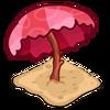 Decoration beachumbrella red thumbnail@2x