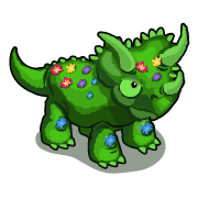 Decoration triceratops topiary thumbnail@2x
