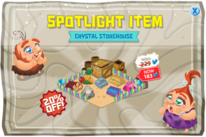 Spotlight item crystalstorehouse@2x