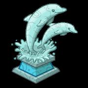 Decoration dolphinstatue thumbnail@2x