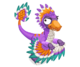 Purplebambiraptor adult@2x