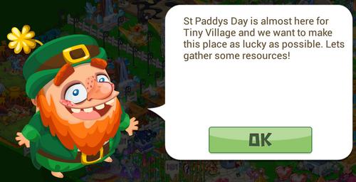 LuckyDay GatherResources