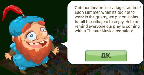 Theater LetsGetStarted