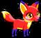 Cubby fox flame single