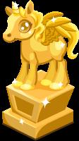 Pegasus baby trophy