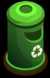 Garbage Receptacle