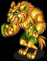 Golden bucks werewolf single