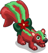 Christmas skunk single