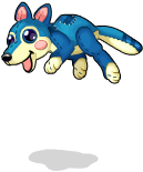 Stitch wolf an