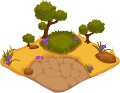 Cubby Kangaroo Habitat
