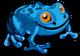 Blue Poison Dart single