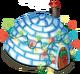 Christmas igloo