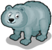 Himalayan blue bear single