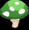 Green Toadstool