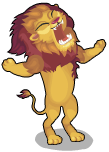 Barbary lion an