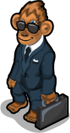 Business Monkey single