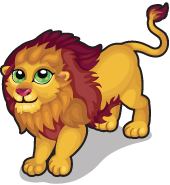 Barbary lion single
