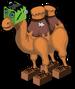 Camel as Frankenstein single
