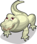 Albino Alligator single