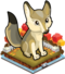 Autumn kit fox single