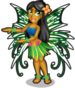 Hula fairy single