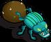 Dung Beetle single